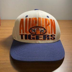 Vintage Auburn Snapback